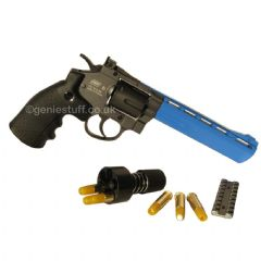 ASG Dan Wesson 6 inch Airsoft CO2 Revolver Blue